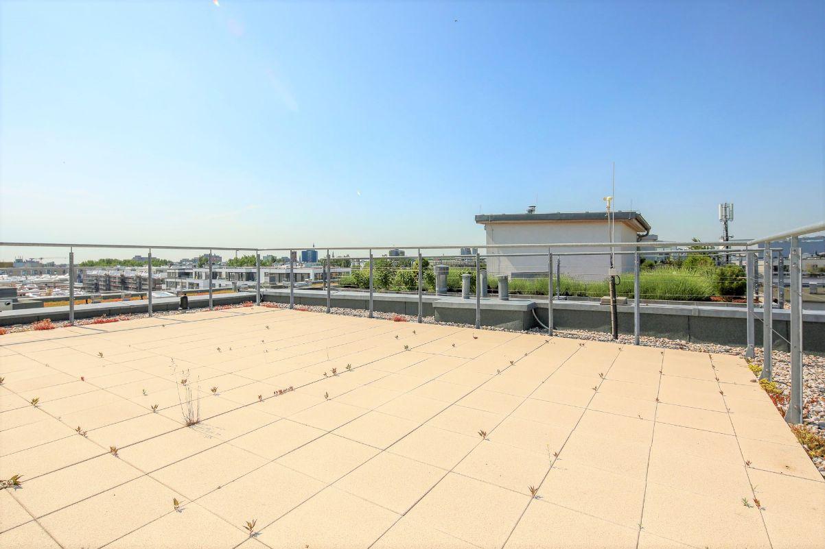 32m-Dachterrasse