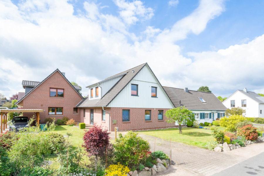 Schönes Einfamilienhaus in Ahrensburg verkauft! Stark Immobilien Hamburg