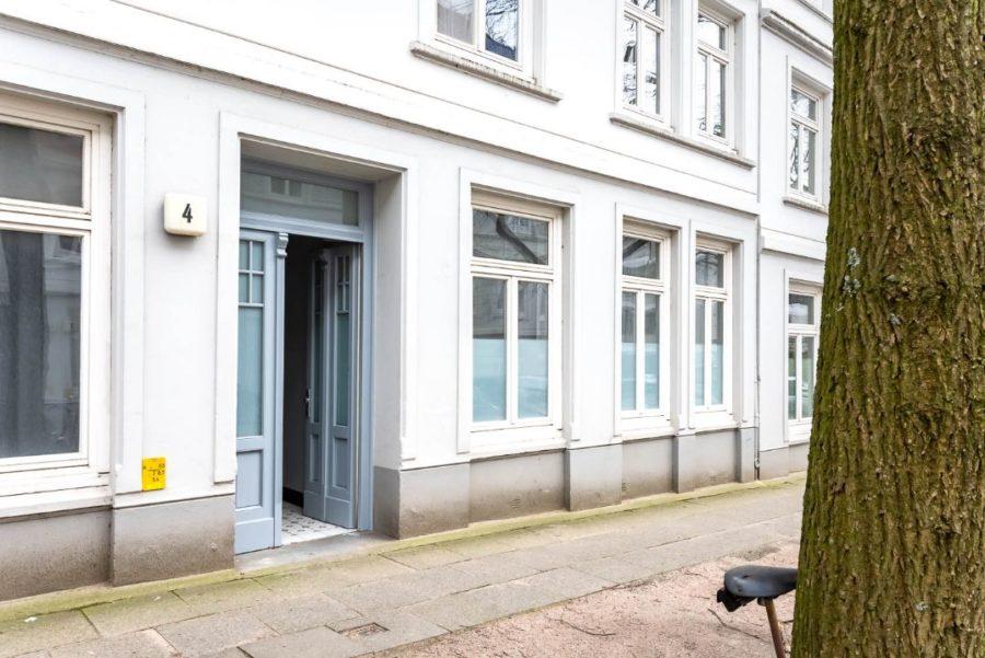 Stark Immobilien Hamburg Vermietete und barrierefreie Wohnung kaufen