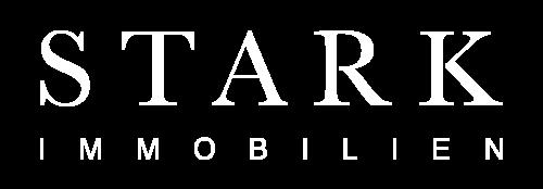 logo stark immobilien Hamburg in weiß