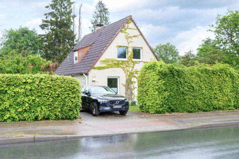 Stark Immobilien Hamburg Einfamilienhaus mit uneinsehbarem Grundstück