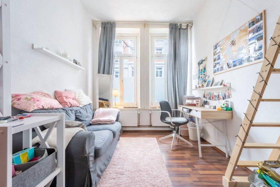 Stark Immobilien Vermietete und barrierefreie 1,5 Zimmerwohnung zu verkaufen!