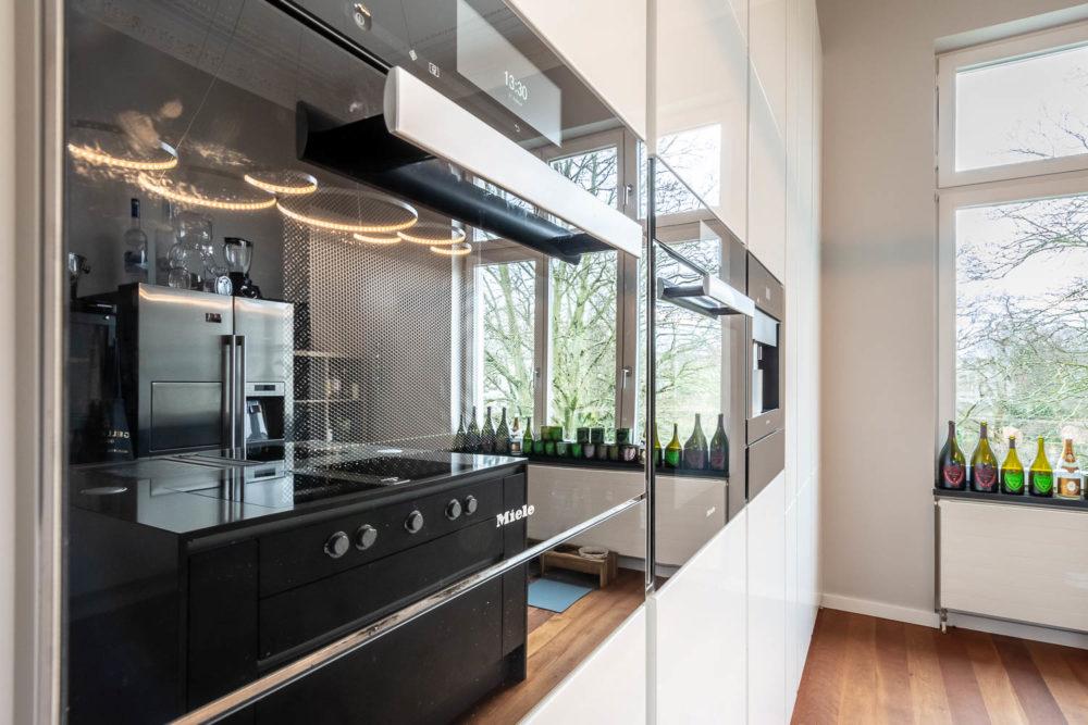 Stark Immobilien Makler Hamburg Dachterrasse zu verkaufen