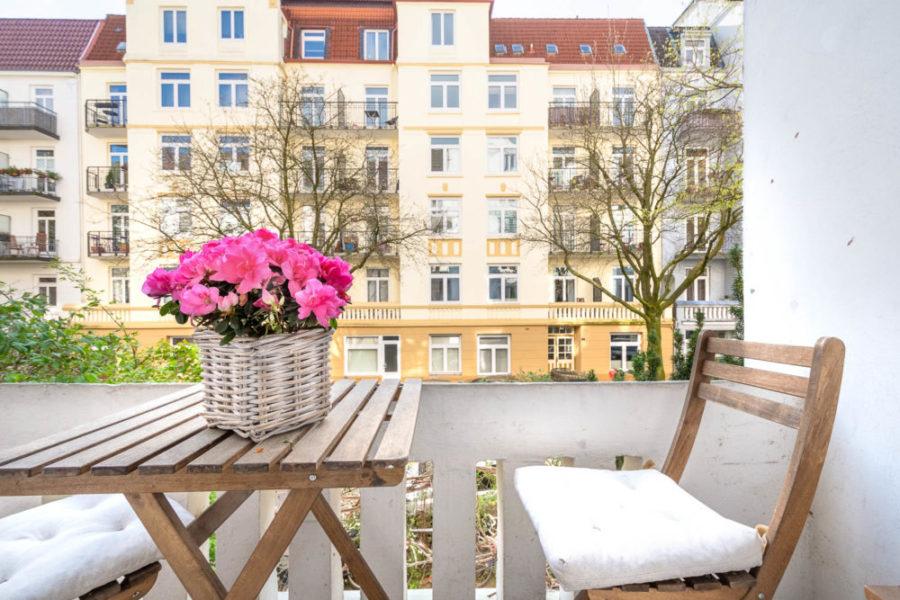 Stark Immobilien Hamburg Modernisierte Wohnung als Kapitalanlage