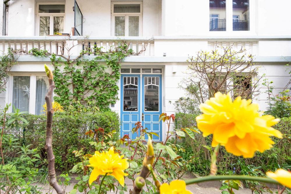Modernisierte Wohnung als Kapitalanlage Kontakt auf ☎ 040 60 944 922 2Wohnung Hamburg-Winterhude Stark Immobilien