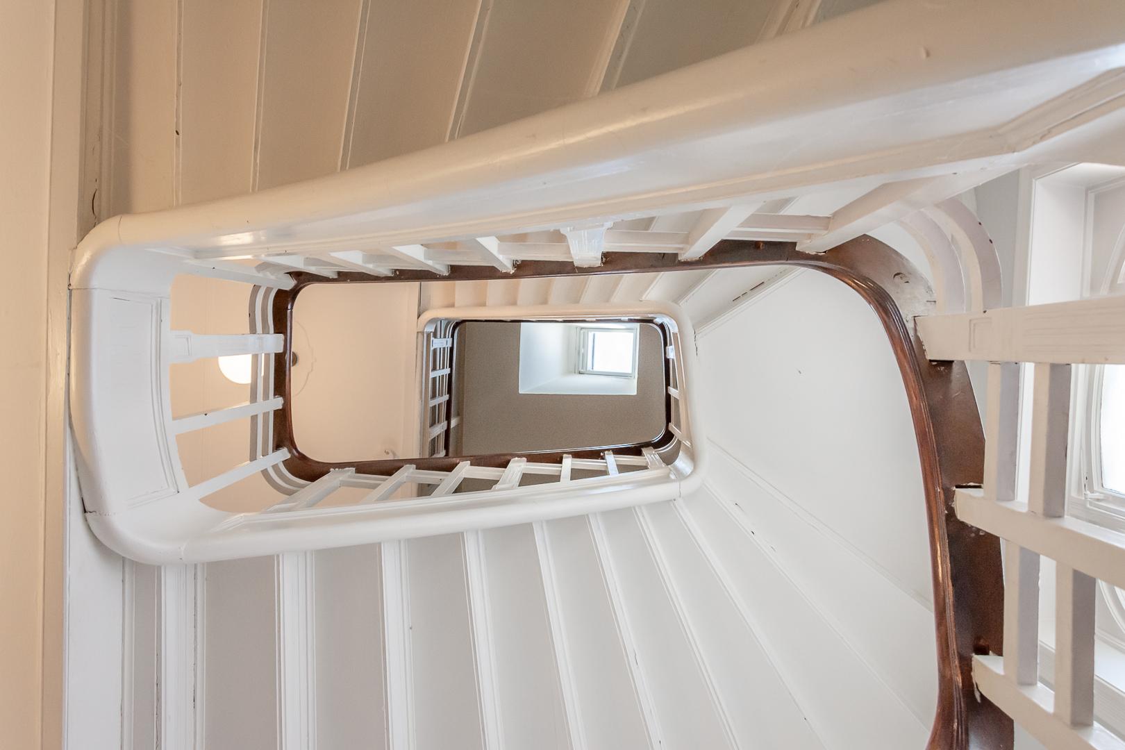 Treppensurchlauf