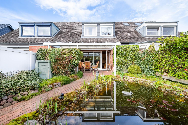 Mittelreihenhaus in Kummerfeld zu verkaufen - Stark Immobilien Hamburg