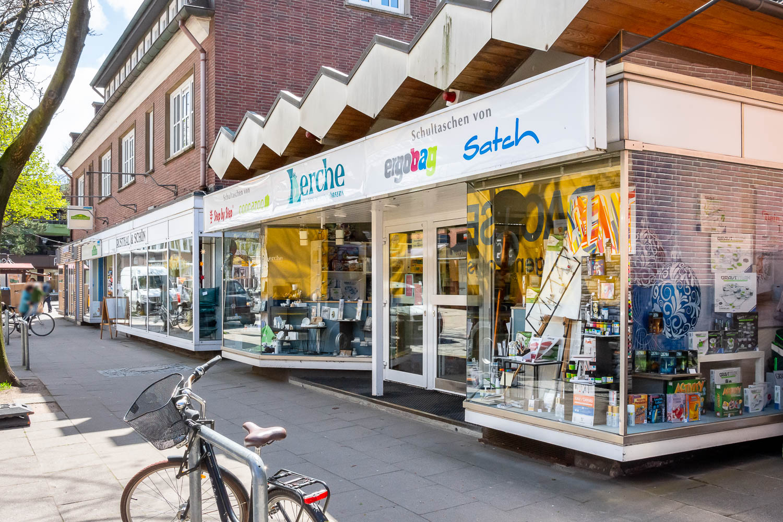 Einzelhandelsladen im Volksdorfer Stadtzentrum zu vermieten