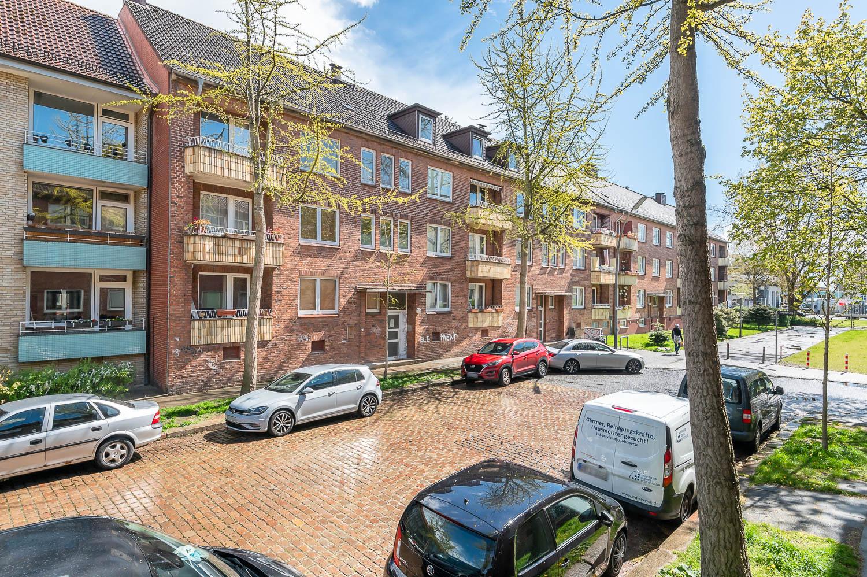 Solides Mehrfamilienhaus in Hamburg zu verkaufen !Stark Immobilien Makler Hamburg