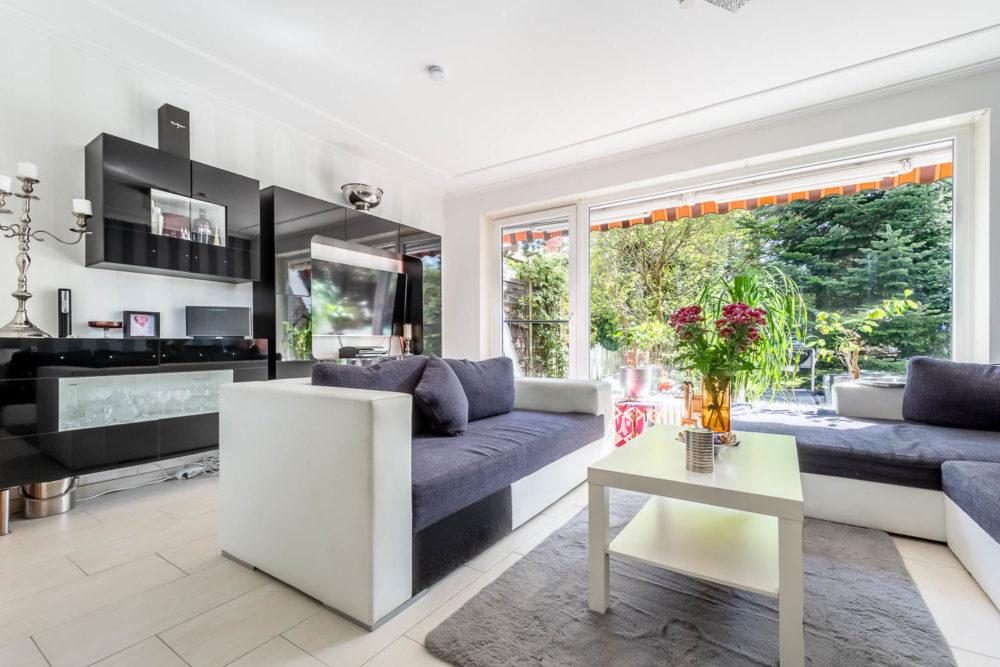 Modernisiertes Endreihenhaus in Rellingen zu verkaufen!