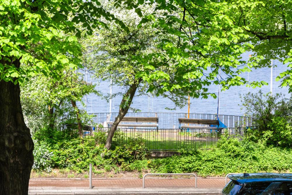 Wohnen an der Außenalster Hamburg zu vermieten
